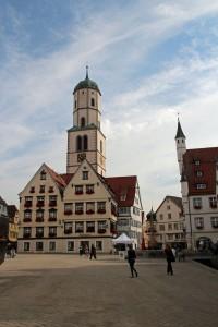 Biberacher Marktplatz