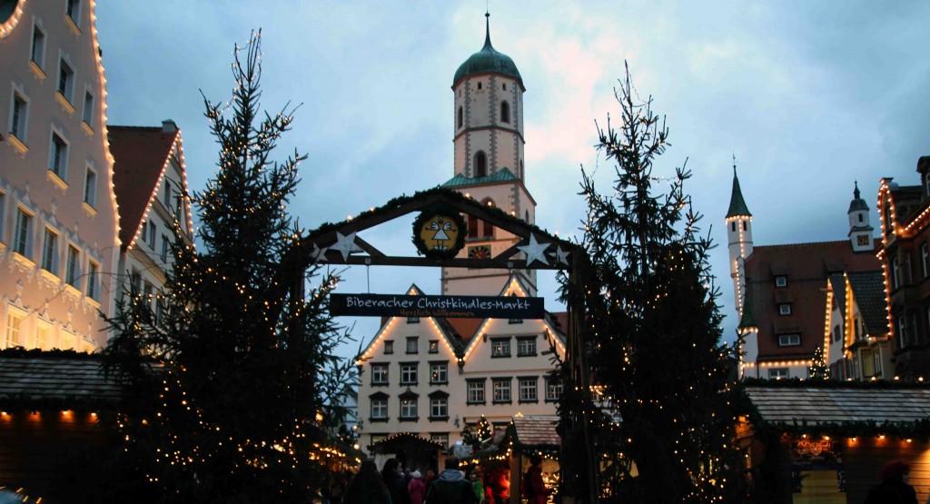 Christkindlesmarkt in Biberach an der Riß - Fotos ivk