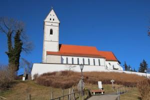 Wallfahrtskirche auf dem Bussen - Foto ivk