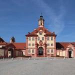 Tor zum Schlossgelände Altshausen