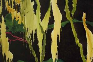 Bildausschnitt Malerei von Nicole Bold - Foto oberschwaben-welt.de