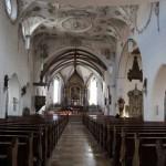 Aulendorf Pfarrkirche Sankt Martin