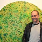 """Ausstellung """"Zwischengrün"""" von Thomas Heger in Bad Waldsee"""