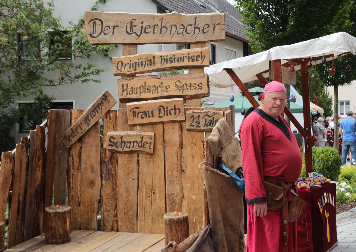 Mittelalter Markt Waldburg