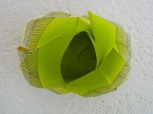 Papierobjekt von D.A. Marbach