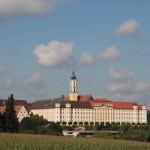 Blick auf das Kloster Ochsenhausen - Oberschwaben-Welt