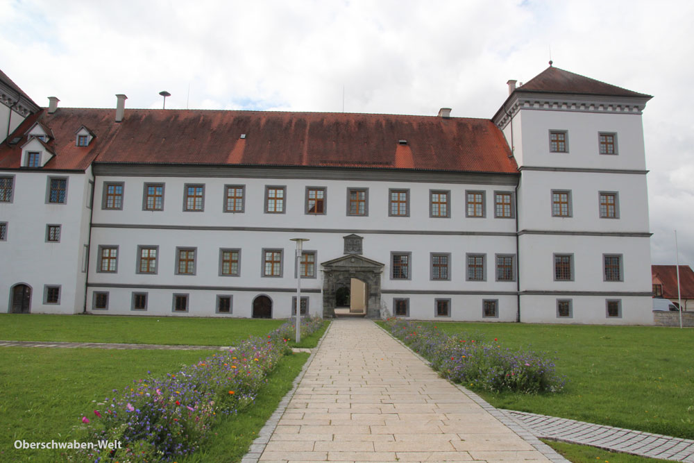Messkirch - Renaissance Schloss