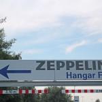 Zeppelin-Schild