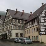 Blaubeuren und seine Fachwerkhäuser