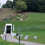 Zugang zum Archäopark Vogelherd
