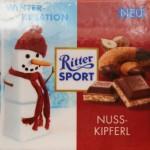 Winterkreation  Nuss-Kipferl