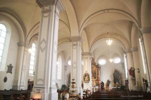Wallfahrtskirche Mariä Himmelfahrt in Steinhausen Rottum