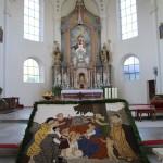 Erntedankteppich Ummendorf