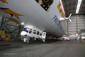Zeppelin-Hangar-unten