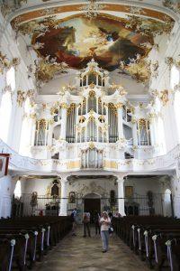 Kloster Roggenburg Orgel