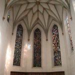 Chorraum Nicolaikirche Isny