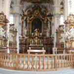Altarraum Klosterkirche St. Georg